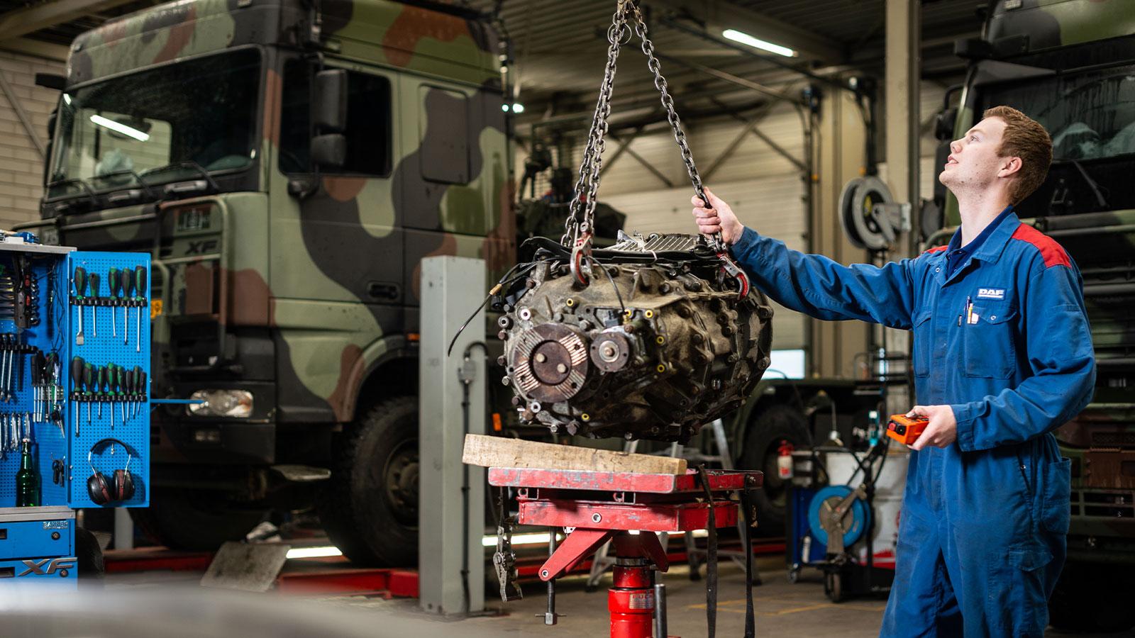 Bakker Bedrijfswagens - Trucks