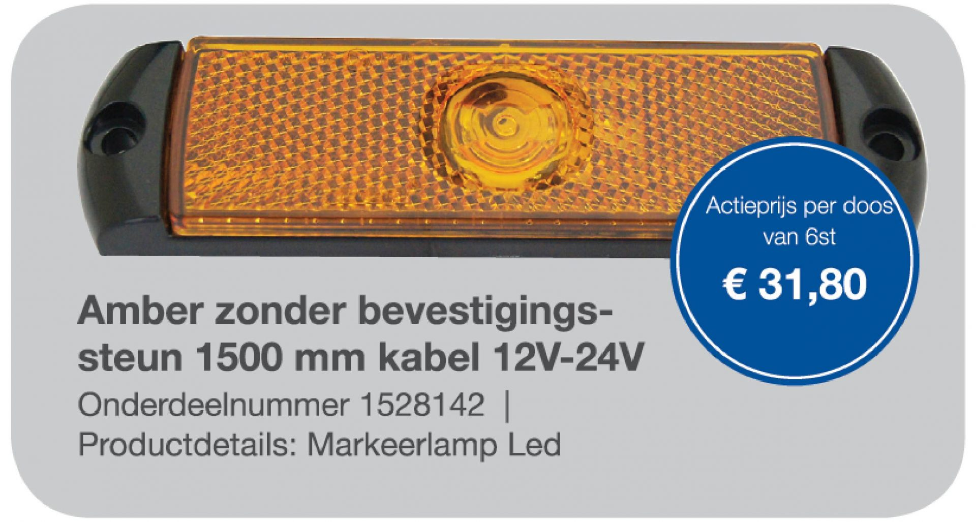 LED markeerverlichting