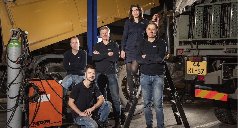 Bakker Bedrijfswagens - Ederveen