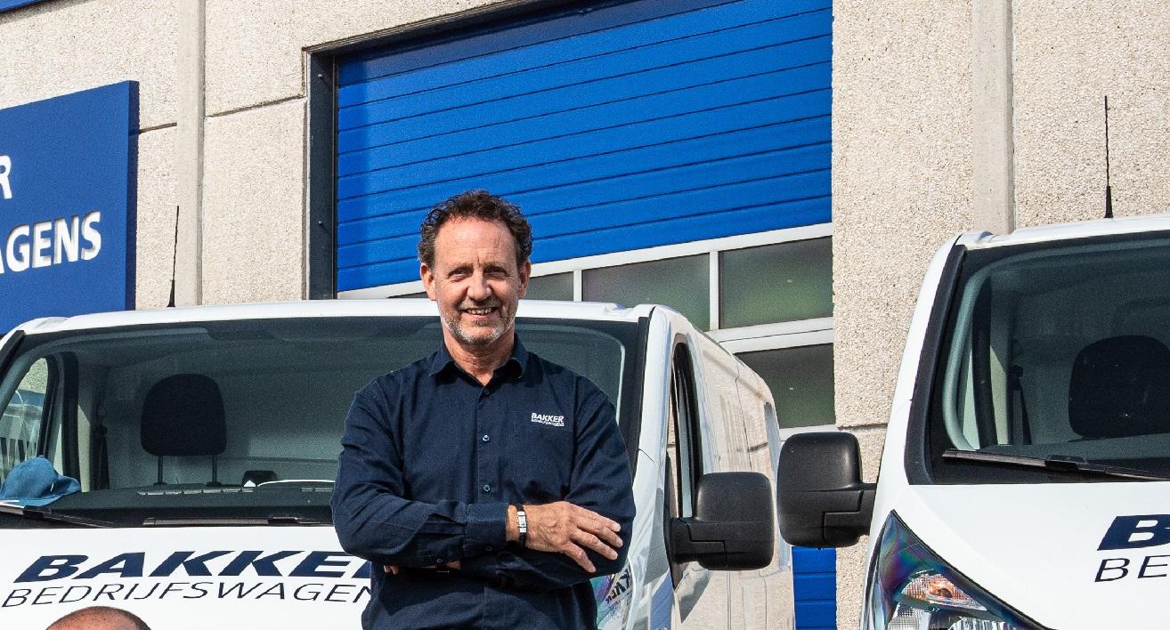 Arie Schotanus - Bakker Bedrijfswagens